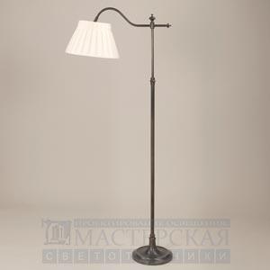 SL0017.BZ Melrose Swan Neck Floor Lamp торшер Vaughan