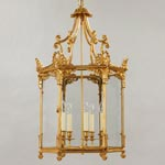 CL0058.GI Repton Hall Lantern потолочный светильник Vaughan