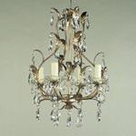 CL0078.SI Joilet Chandelier потолочный светильник Vaughan