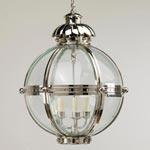 CL0085.NI.SE Cheyne Globe Lantern потолочный светильник Vaughan