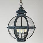 CL0085.ZI.SE Cheyne Lantern потолочный светильник Vaughan