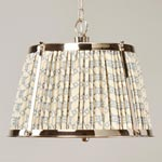 CL0086.NI Belluno Hanging Shade Large потолочный светильник Vaughan