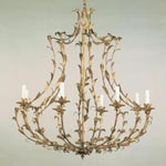 CL0116.GI Anjou Chandelier потолочный светильник Vaughan