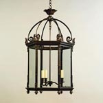 CL0121.BZ Rousham Hall Lantern потолочный светильник Vaughan