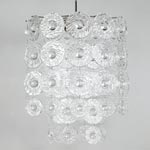 CL0168.NI Verbier Crystal Chandelier потолочный светильник Vaughan