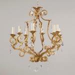 CL0171.GI Rochefort Chandelier потолочный светильник Vaughan