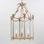 CL0178.BR Drottningholm Lantern потолочный светильник Vaughan