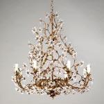 CL018masv.ru Fleville Crystal Chandelier потолочный светильник Vaughan