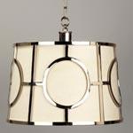 CL0191.NI Toledo Hanging Shade потолочный светильник Vaughan