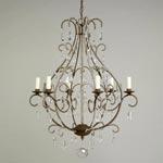 CL0195.RU Rozier Chandelier потолочный светильник Vaughan
