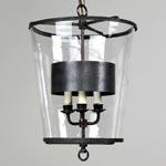 CL0211.BZ Zurich Lantern потолочный светильник Vaughan