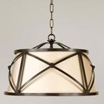CL0229.BZ Menton Hanging Shade потолочный светильник Vaughan