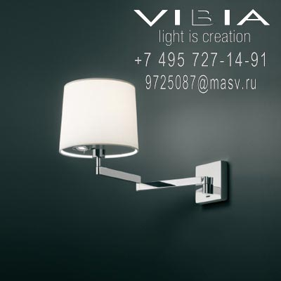 Vibia SWING 1 x LED 3W 700mA And1 x E27 230V 70W Eco