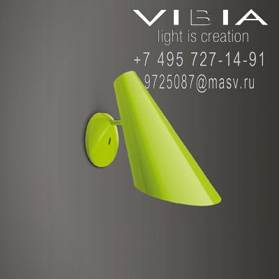Vibia I.CONO 1 x E14 230V 60W br 1 x COMPACT FLUORESCENT E14 230V 15W (MEGAMAN LILIPUT PLUS or similar)