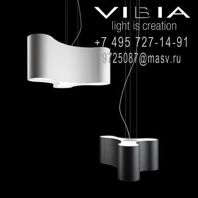 Vibia AMEBA 3 x COMPACT FLUORESCENT E27 230V 15W
