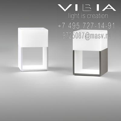 Vibia KUBIKA 2 x LED STRIP 24V 0,84W And2 x E27 230V 60WX