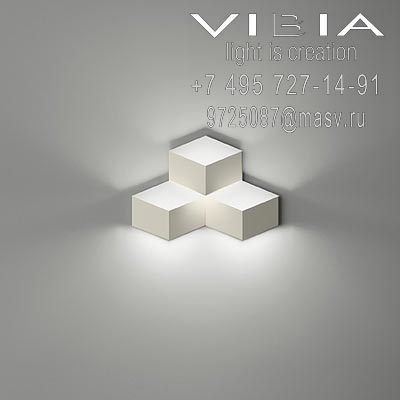 Vibia FOLD SURFACE 6 x LED 3W 700mA
