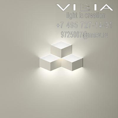 Vibia FOLD BUILT-IN 6 x LED 3W 700mA