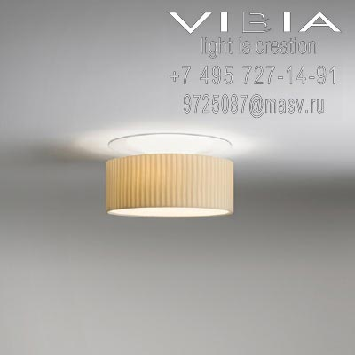 Vibia GLAMOUR 3 x E27 230V 70W Eco br 3 x COMPACT FLUORESCENT E27 230V 15W