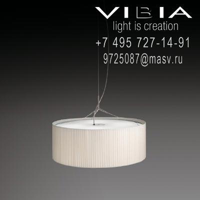 Vibia PLIS 3 x E27 230V 70W Eco <br> 3 x COMPACT FLUORESCENT E27 230V 20W
