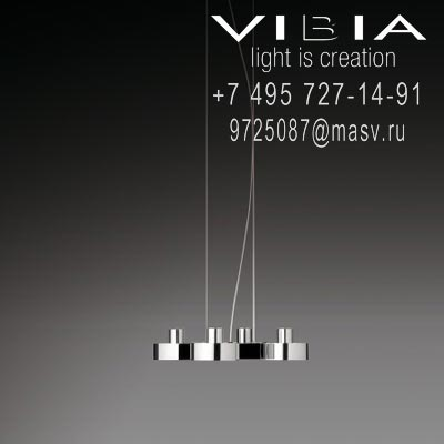 Vibia CORNER 4 x QR-CBC51 12V 50W ALU (REFLECTOR WITHOUT GLASS) br