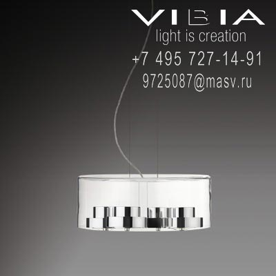 Vibia CORNER 4 x QR-CBC51 12V 50W ALU (REFLECTOR WITHOUT GLASS) <br>