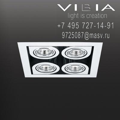 Vibia CORNER 4 x HCI111 230V 35W <br>