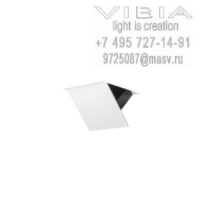 Vibia FLAP 1 x QR111 12V 60W ALU 24º (REFLECTOR WITHOUT GLASS) &lt;br&gt; 1 x <strong>Master</strong> LEDspotLV AR111 D