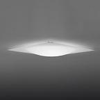 1120 QUADRA ICE FLAT потолочный светильник Vibia