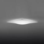 1122 QUADRA ICE FLAT потолочный светильник Vibia