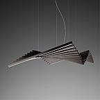 2132 RHYTHM подвесной светильник Vibia