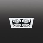 8143 CORNER потолочный светильник Vibia