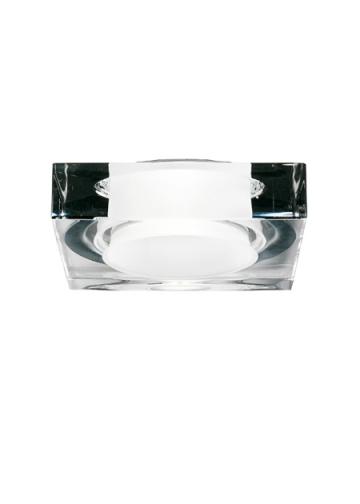 Встраиваемый спот (точечный светильник) Fabbian Lui D27 F09 00