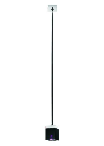 Подвесной светильник Fabbian Cubetto Black Glass D28 A01 02