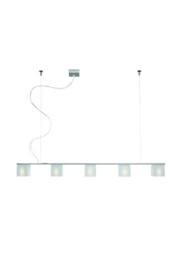 Подвесной светильник Fabbian Cubetto White Glass D28 A06 01