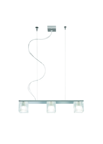 Подвесной светильник Fabbian Cubetto Crystal Glass D28 A13 00