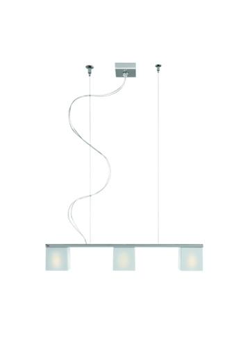 Подвесной светильник Fabbian Cubetto White Glass D28 A13 01