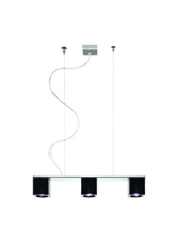 Подвесной светильник Fabbian Cubetto Black Glass D28 A13 02