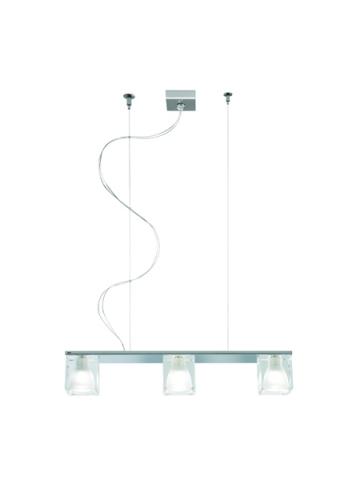 Подвесной светильник Fabbian Cubetto Crystal Glass D28 A14 00