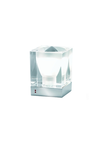 Настольная лампа Fabbian Cubetto Crystal Glass D28 B01 00