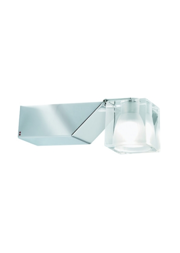 Бра Fabbian Cubetto Crystal Glass D28 D03 00