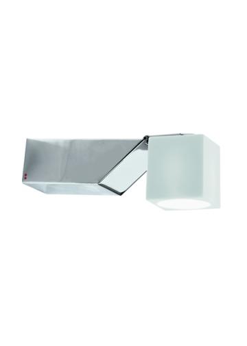 Бра Fabbian Cubetto White Glass D28 D03 01
