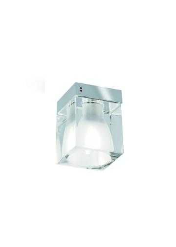 Потолочный светильник Fabbian Cubetto Crystal Glass D28 E01 00