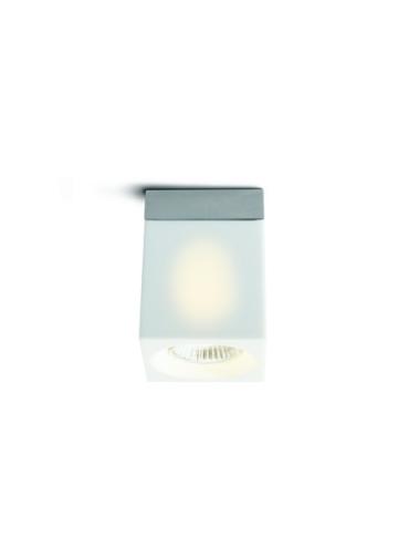 Потолочный светильник Fabbian Cubetto White Glass D28 E01 01