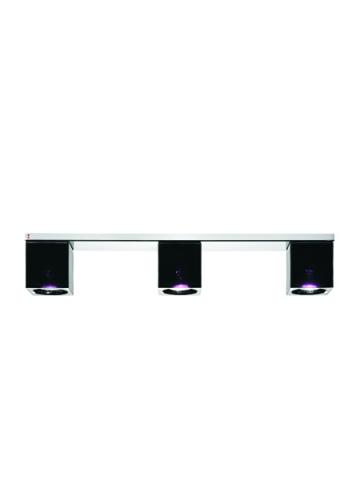 Потолочный светильник Fabbian Cubetto Black Glass D28 E03 02