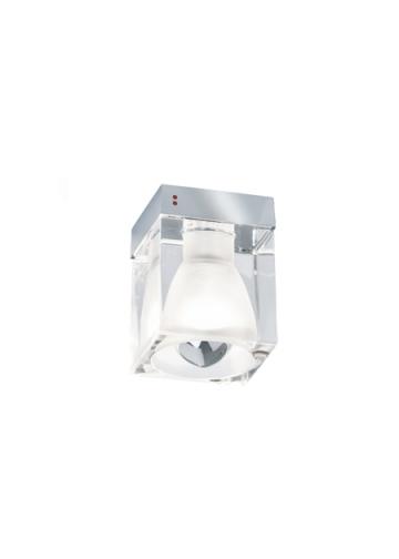 Настенный светильник Fabbian Cubetto Crystal Glass D28 G01 00