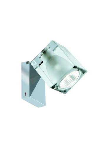 Спот (точечный светильник) Fabbian Cubetto Crystal Glass D28 G04 00
