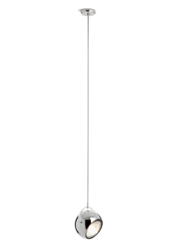 Подвесной светильник Fabbian Beluga Steel D57 A07 15
