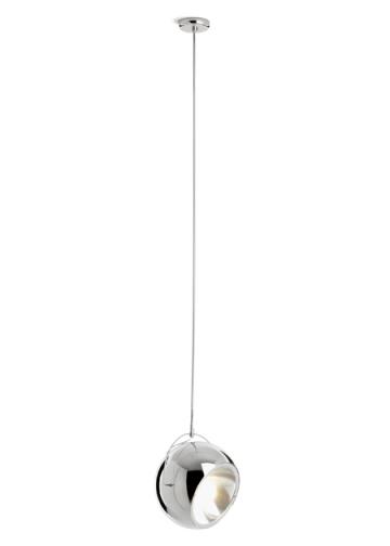 Подвесной светильник Fabbian Beluga Steel D57 A09 15
