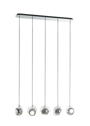 Подвесной светильник Fabbian Beluga Steel D57 A13 15